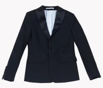 One Button Blazer Jacket