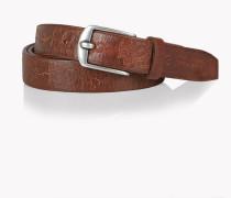 70s Leather Belt