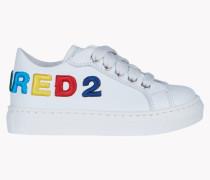 D2 Rainbow Sneakers