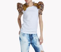 Leopard Heraldic T-Shirt
