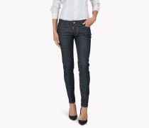 Medium Waist Skinny Jeans