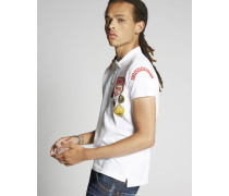 Scout Patch Polo Hemd