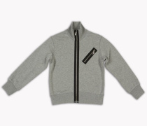 D2 Zipped Sweatshirt