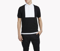 Boxy Bib Polo T-Shirt