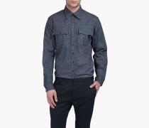Western Cotton-Flannel Hemd