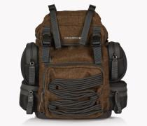 Akira Military Medium Backpack