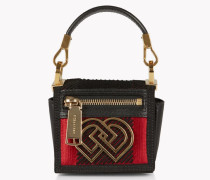 Check Mini DD Handbag