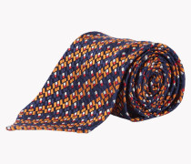 Silk-Jacquard Tie