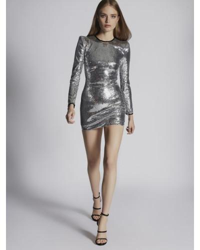 Sequined Emmalynn Dress