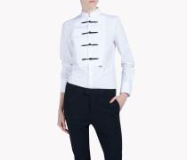 Denim China Tux Shirt
