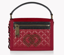 Quilted Medium DD Shoulder Bag
