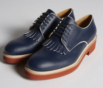 Bad Scout Bobo Flat Laced Up Shoes
