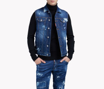 Technical Ski Denim Vest