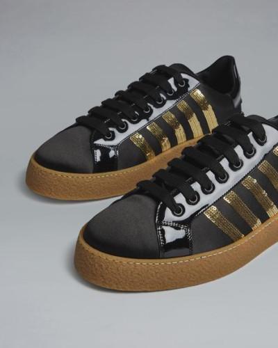 Bronx Hip Hop Rapper's Delight Sneakers