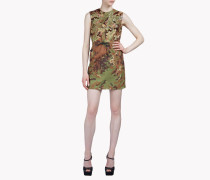 Sequin Camouflage Dress