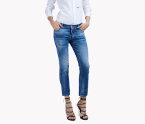 Twiggy Faded Jeans