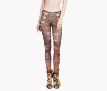 Samurai Tattoo Legging