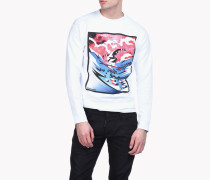 Mountain Skiier Sweatshirt