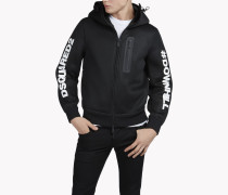 D2 Technical Ski Hooded Sweat Jacket