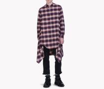 Check Cotton Blanket Hemd