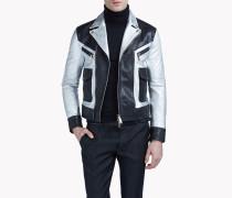 Silver & Black Leather Kiodo