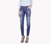 Skinny Studded Jeans