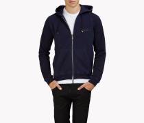 Raglan Hooded Sweat Jacket