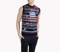 Embellished Knit Vest