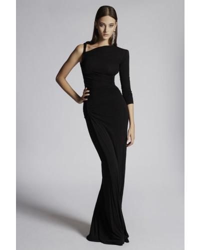 Light Viscose Long Dress