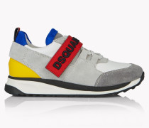 D2 Strap Sneakers