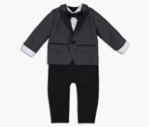 One-Piece Tuxedo Suit