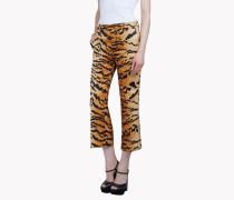 Satin Tiger Pants