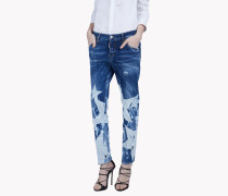 Cool Girl Star Jeans