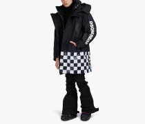 Technical Ski Damier Parka