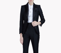 Wool Silk Estelle Blazer