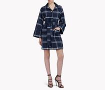 Check Pyjama Dress