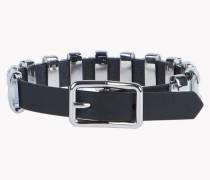 Leather Chain Armlet