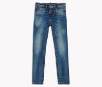 Medium Waist Twiggy Jeans