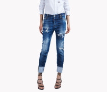 London Distressed Jeans