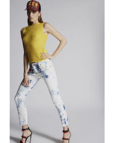 Shreaded Bleach Cool Girl Jeans