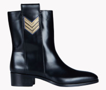 Urban Officer Ankle Boots