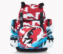 Akira Ski Print Backpack