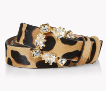 Leopard Evening Treasures Belt
