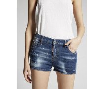 Light Pocket Shadow Cool Girl Shorts