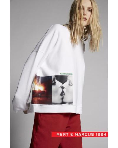 Mert & Marcus 1994 x Dsquared2 Slouch Sweatshirt