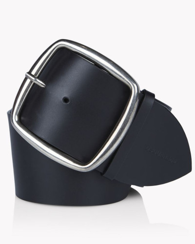 Neoclassic Leather Belt