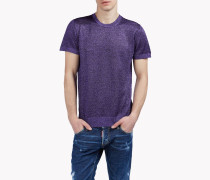 Metallic Knit Shirt