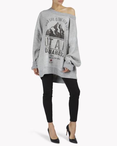 D2 Utah Oversize Sweatshirt