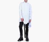 Poplin Chic Blanket Hemd