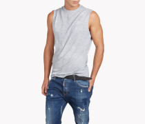 Long Cool Twisted Fit T-shirt